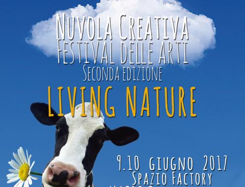 Video – Nuvola Creativa – Festival delle Arti II edizione 2017 Living Nature