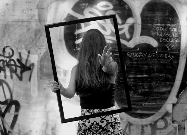 Mi ricordo di te nell'oblio Foto digitale B/N - cm 40x30 - € 360