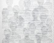Trasparenti -  Tecnica mista su tela - cm 100x100