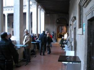 Chiostro del Bramante - Roma
