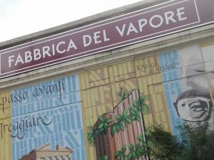 Fabbrica del Vapore - Milano