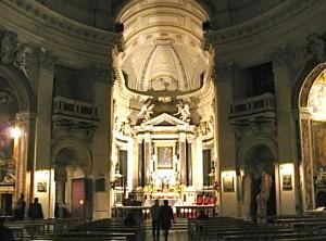 Chiesa degli Artisti - Roma