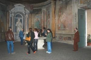 Complesso Monu,ntale San Gregorio al Celio - Roma