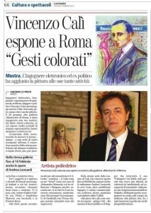 La Stampa 2 febbraio 2012
